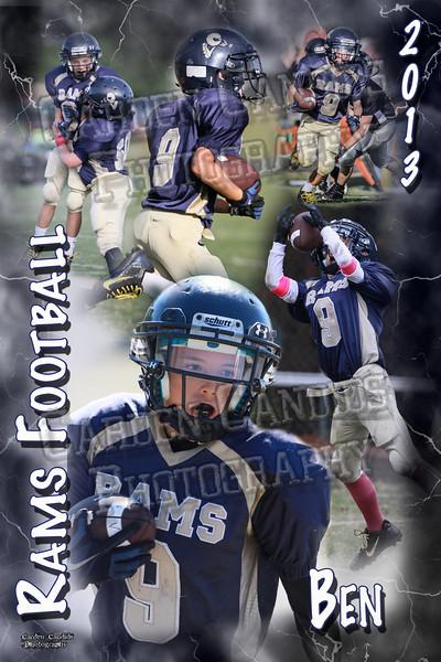 Ben Crenshaw 20x30 Poster-3