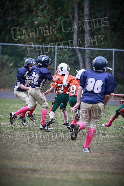 Pinebrook vs Rams 10-19-13-Playoffs-Gavin Arrington #84-21