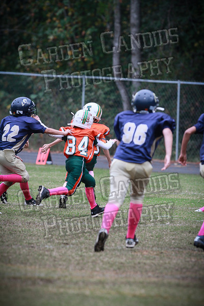 Pinebrook vs Rams 10-19-13-Playoffs-Gavin Arrington #84-20