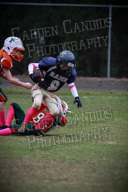 Pinebrook vs Rams 10-19-13-Playoffs-Gavin Arrington #84-8