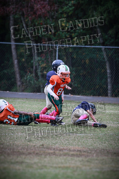 Pinebrook vs Rams 10-19-13-Playoffs-Gavin Arrington #84-25