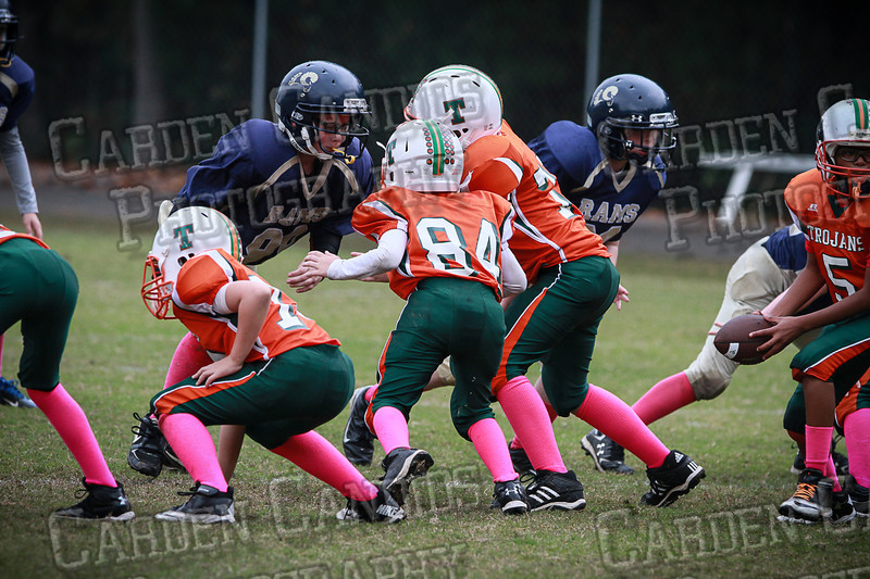 Pinebrook vs Rams 10-19-13-Playoffs-Gavin Arrington #84-10