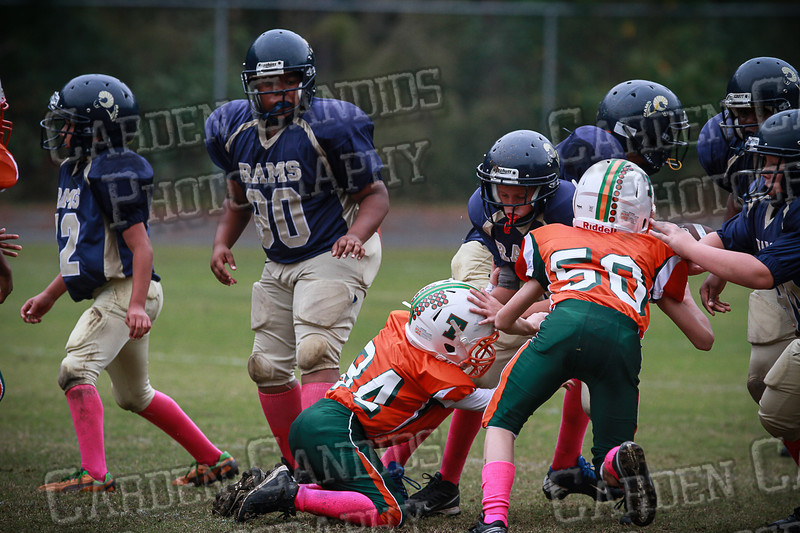 Pinebrook vs Rams 10-19-13-Playoffs-Gavin Arrington #84-4