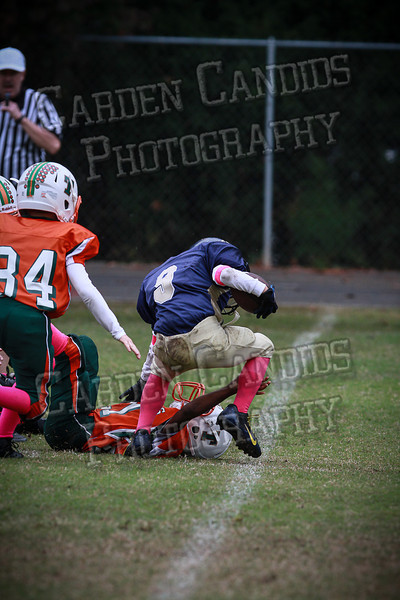 Pinebrook vs Rams 10-19-13-Playoffs-Gavin Arrington #84-7