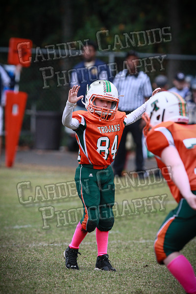 Pinebrook vs Rams 10-19-13-Playoffs-Gavin Arrington #84-16