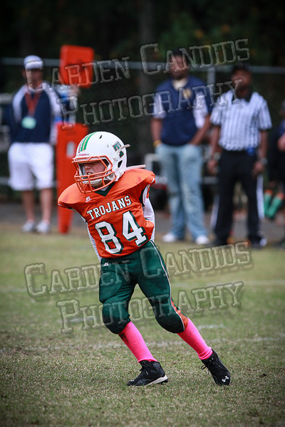 Pinebrook vs Rams 10-19-13-Playoffs-Gavin Arrington #84-19