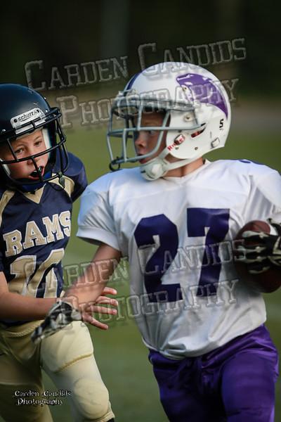 Rams JV vs Cougars JV 9-7-13-15