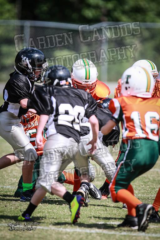 Trojans JV vs Raiders JV 9-7-13-9