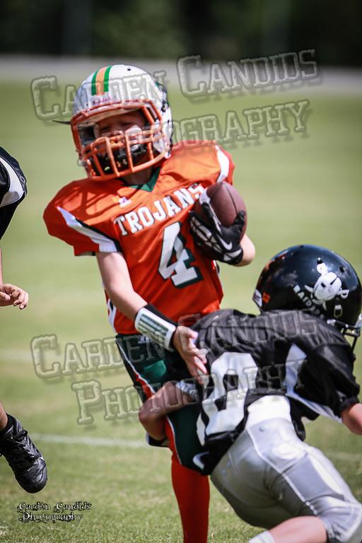 Trojans JV vs Raiders JV 9-7-13-12