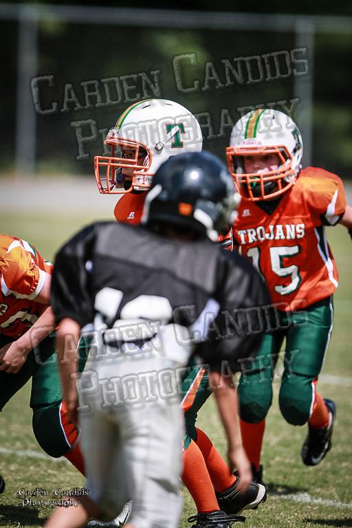 Trojans JV vs Raiders JV 9-7-13-14
