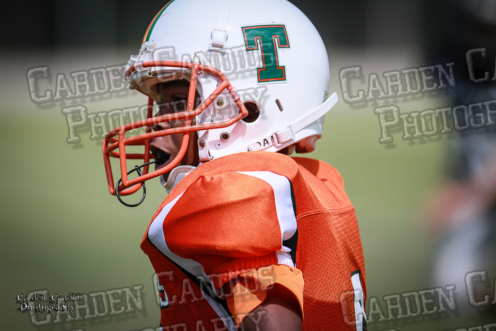 Trojans JV vs Raiders JV 9-7-13-3