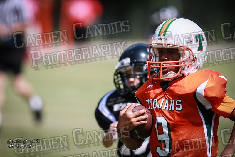 Trojans JV vs Raiders JV 9-7-13-2