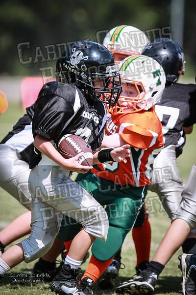 Trojans JV vs Raiders JV 9-7-13-31