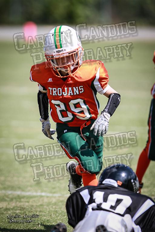 Trojans JV vs Raiders JV 9-7-13-33