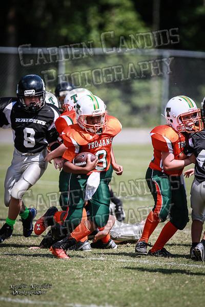 Trojans JV vs Raiders JV 9-7-13-6