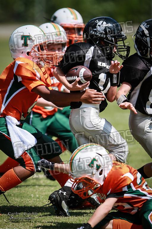 Trojans JV vs Raiders JV 9-7-13-37