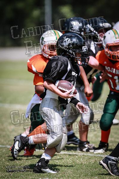 Trojans JV vs Raiders JV 9-7-13-35