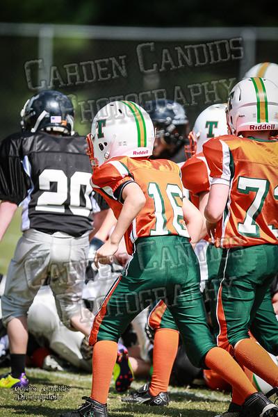 Trojans JV vs Raiders JV 9-7-13-13
