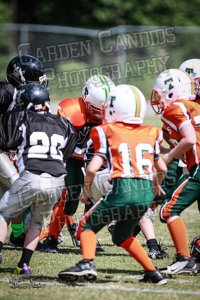 Trojans JV vs Raiders JV 9-7-13-10