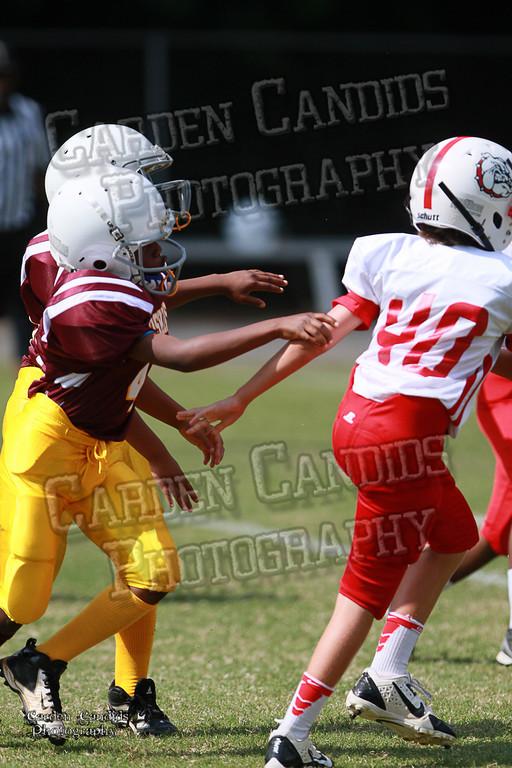 Bulldogs JV vs Redskins JV 9-7-13-25