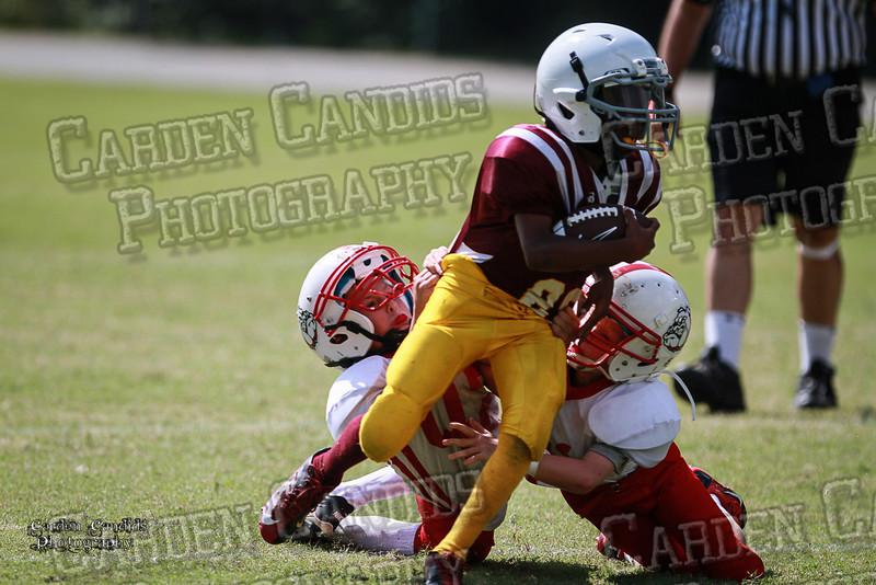 Bulldogs JV vs Redskins JV 9-7-13-33