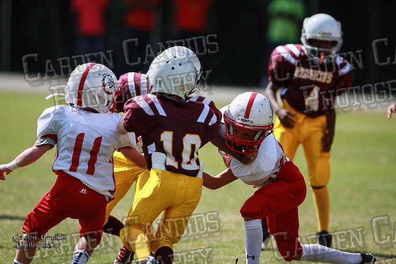 Bulldogs JV vs Redskins JV 9-7-13-32