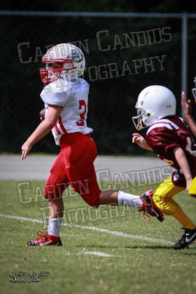 Bulldogs JV vs Redskins JV 9-7-13-18