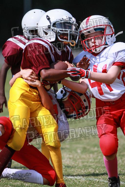 Bulldogs JV vs Redskins JV 9-7-13-27