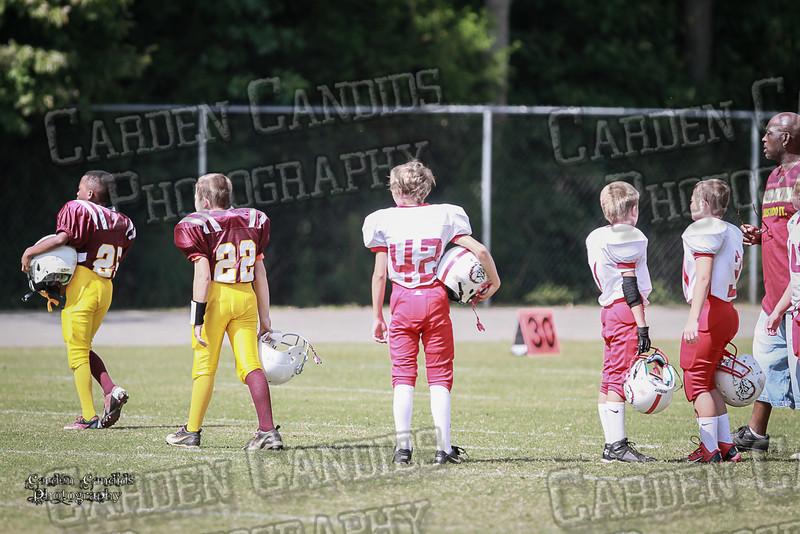 Bulldogs JV vs Redskins JV 9-7-13-2