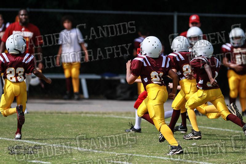 Bulldogs JV vs Redskins JV 9-7-13-4