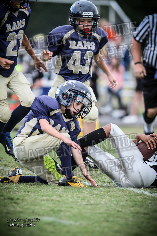 Rams Varsity vs Raiders 9-28-13-10
