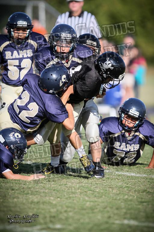 Rams Varsity vs Raiders 9-28-13-45