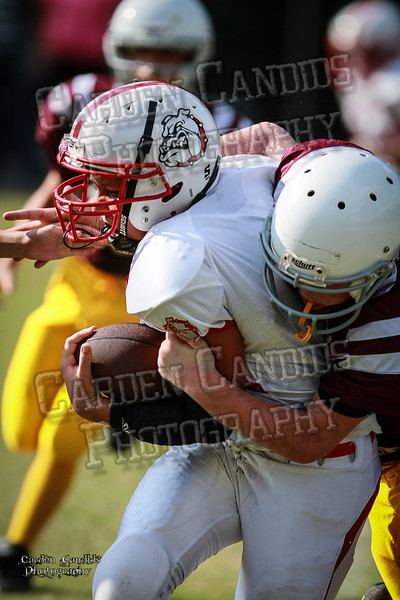 Bulldogs Var vs Redskins Var 9-7-13-18