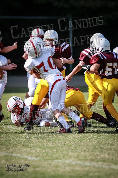 Bulldogs Var vs Redskins Var 9-7-13-5
