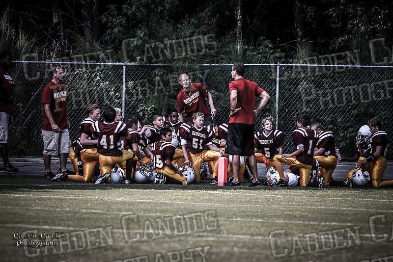 Bulldogs Var vs Redskins Var 9-7-13-93