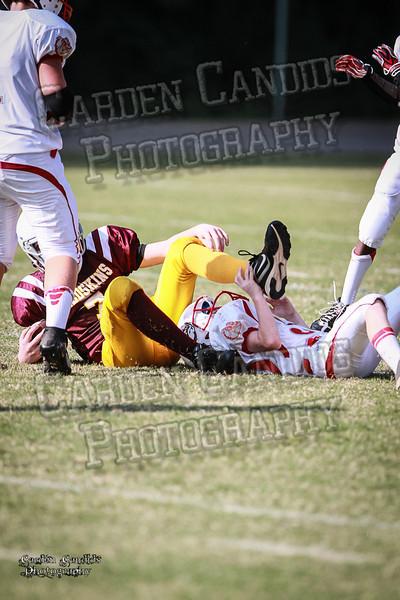 Bulldogs Var vs Redskins Var 9-7-13-3