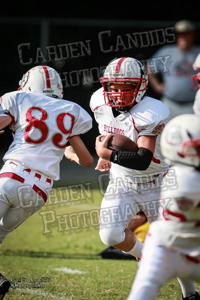 Bulldogs Var vs Redskins Var 9-7-13-10