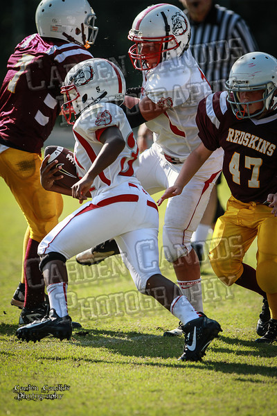 Bulldogs Var vs Redskins Var 9-7-13-42