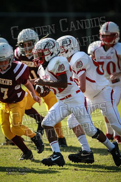 Bulldogs Var vs Redskins Var 9-7-13-39