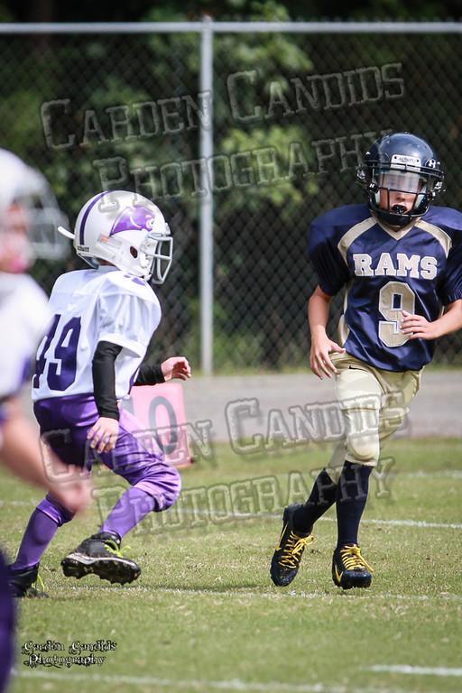 Cougars Var vs Rams Var 9-7-13-38