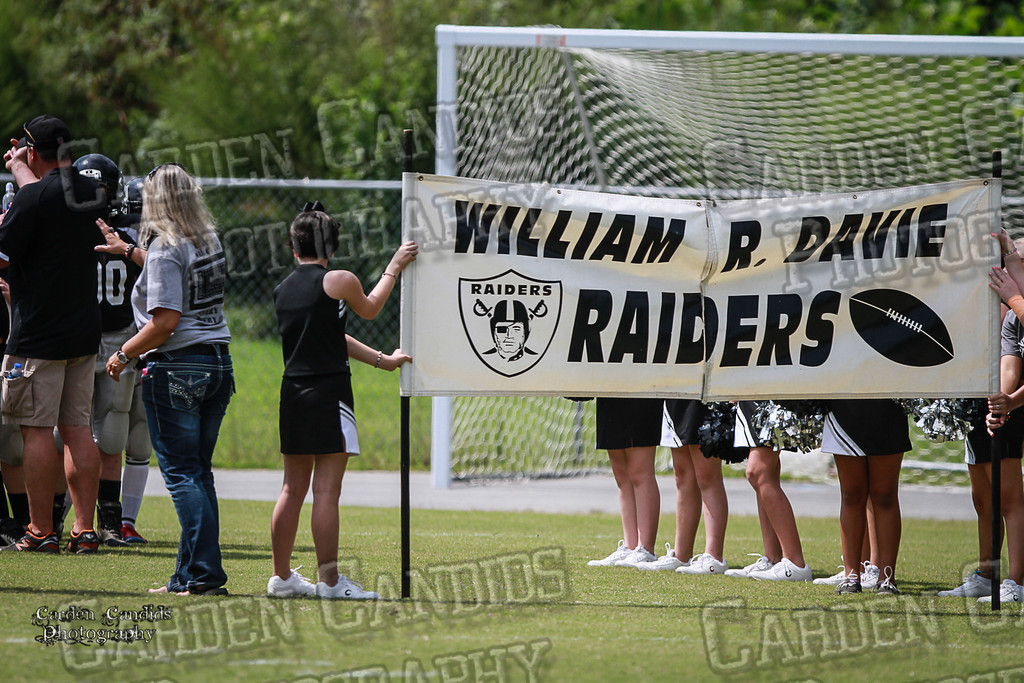 Trojans Var vs Raiders Var 9-7-13-1