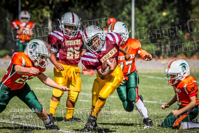 Pinebrook JV vs Cooleemee 10-4-14-022