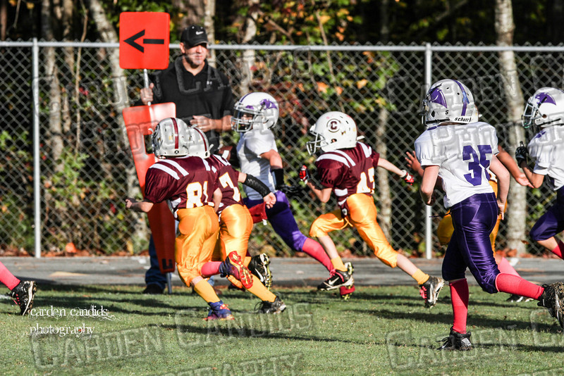 Cooleemee JV vs Cornatzer 10-18-14-Playoffs Week1-8
