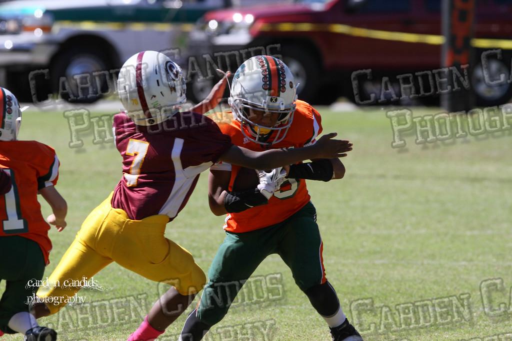 Pinebrook Varsity vs Cooleemee 10-4-14-12