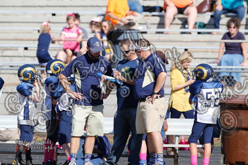 Mocksville Rams Varsity vs Cornatzer Cougars