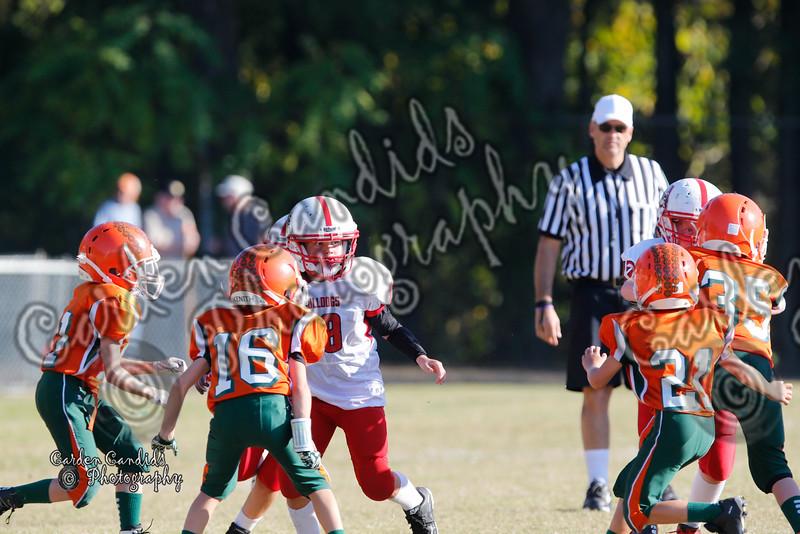 2016 DCYFA JV Championship Game -Shady Grove Bulldogs JV vs Pinebrook Trojans-