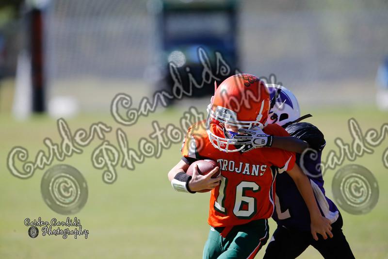 Pinebrook JV vs Cornatzer Game played on 10-22-16