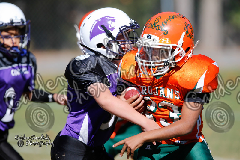 Pinebrook JV vs Cornatzer Game played on 10-22-16