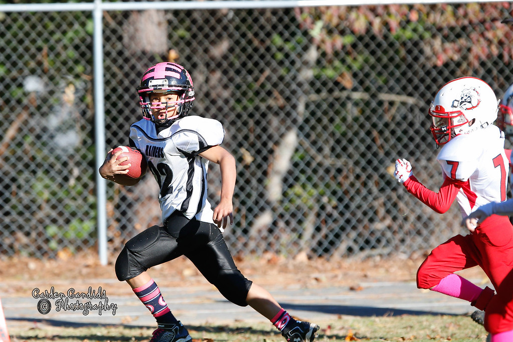 Shady Grove JV vs WRD Game played on 10-22-16