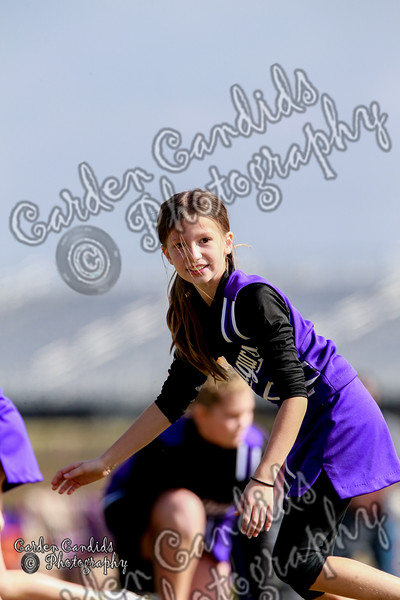 DCYFA Playoffs - Cornatzer Varsity vs Cooleemee 10-15-16